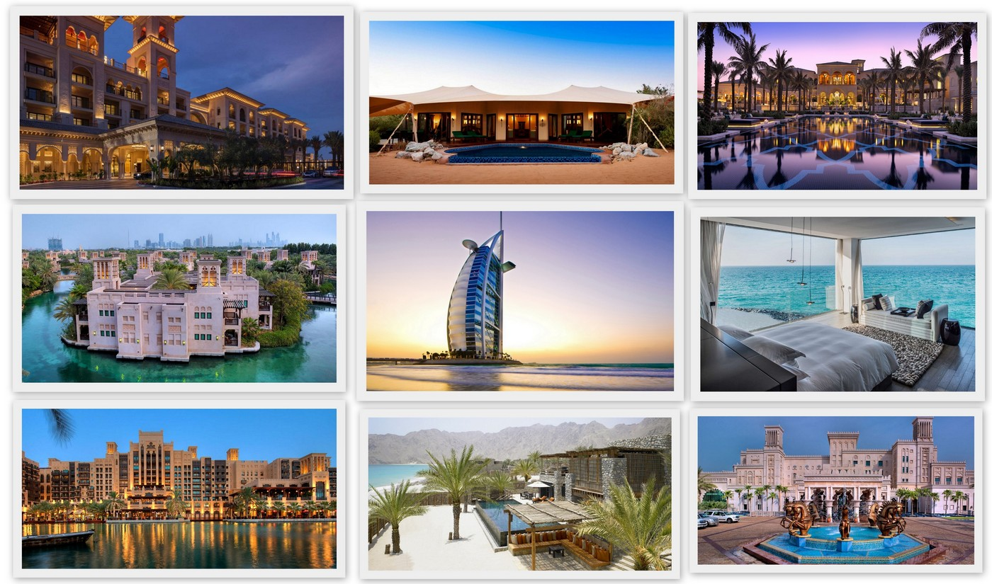 luxury hotels resorts middle east