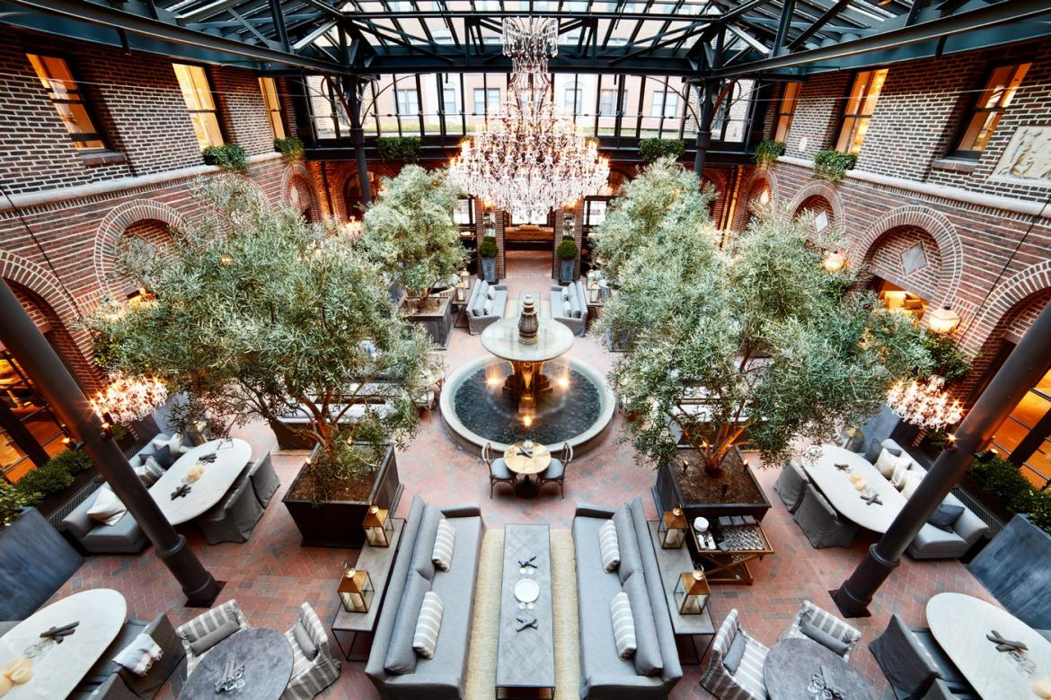 Restoration Hardware Chicago Pushes Limits Of Retail With