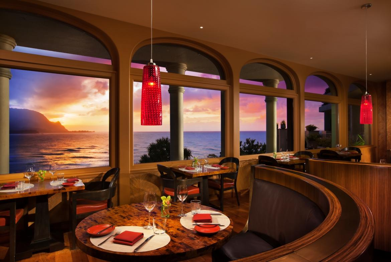 Kauai Grill At St Regis Princeville Review