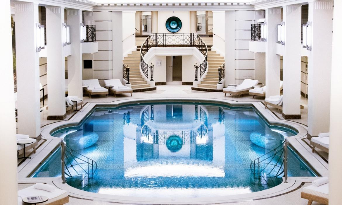 Video Inside The Ultra Exclusive Chanel Spa At The Ritz