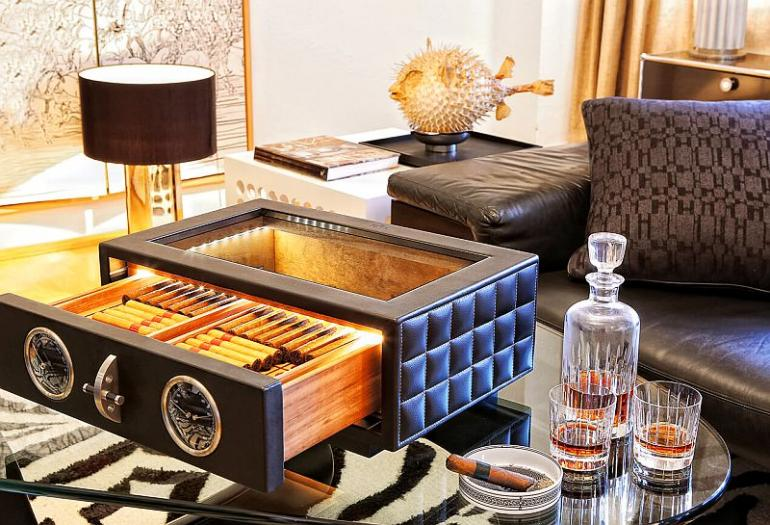 Luxury safe maker Dttling unveils premium cigar humidor