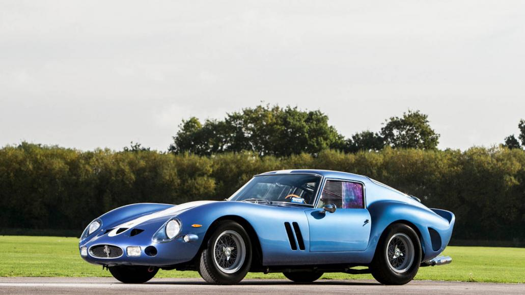 This Vintage Ferrari 250 Gto Is Set To Become The World S Most Expensive Car At 56 Million Luxurylaunches