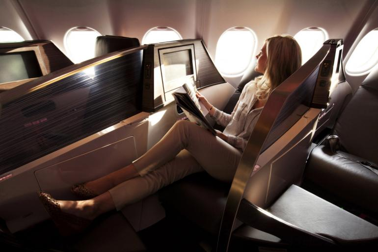 Virgin Atlantic's New Upper Class Cabin