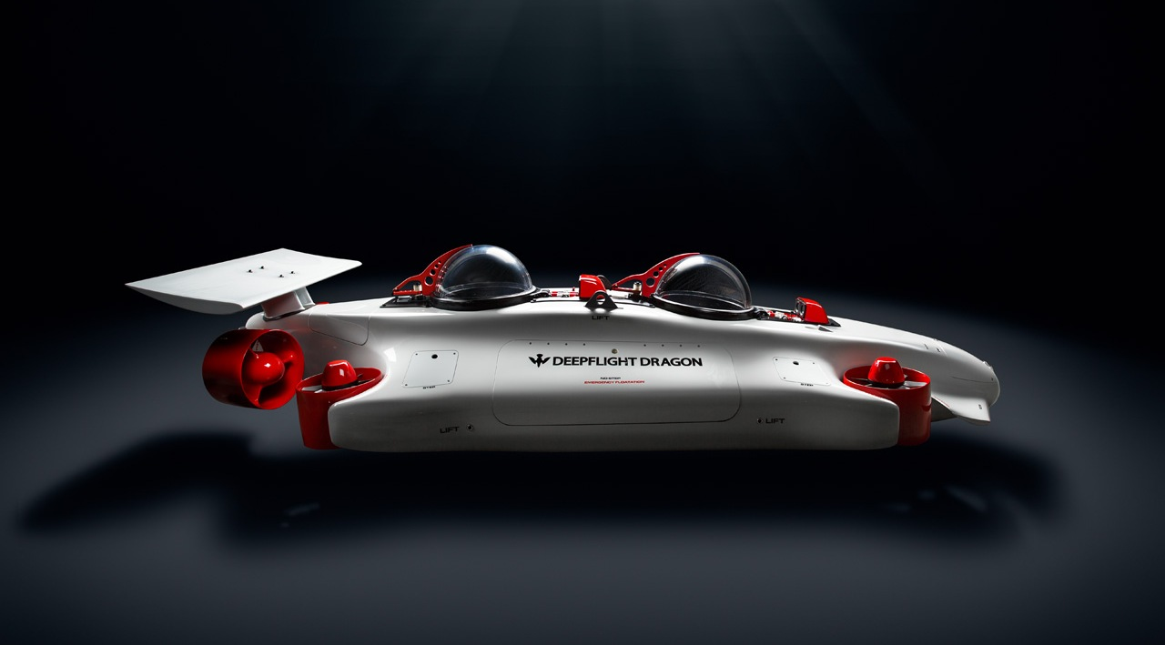 Welcome The Undersea Aquahoverer – Your personal submarine for just $1.5 million : Luxurylaunches