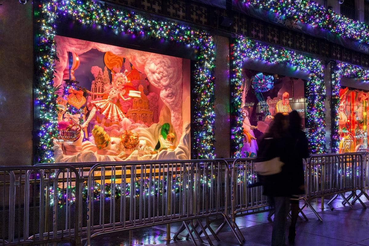 7 best Christmas window displays in New York City (2016)