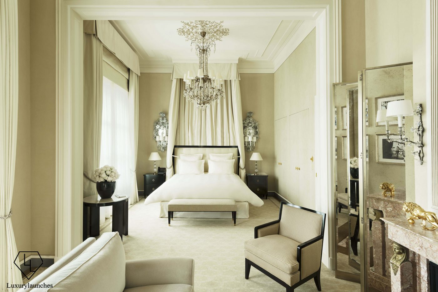 Most Expensive Shampoo >> Suite of the Week - the Coco Chanel Suite at the Ritz Paris