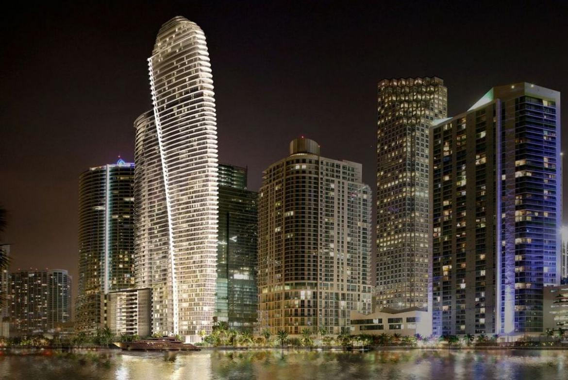 Aston Martin residences in Miami priced at more than $2,800 per square foot! -