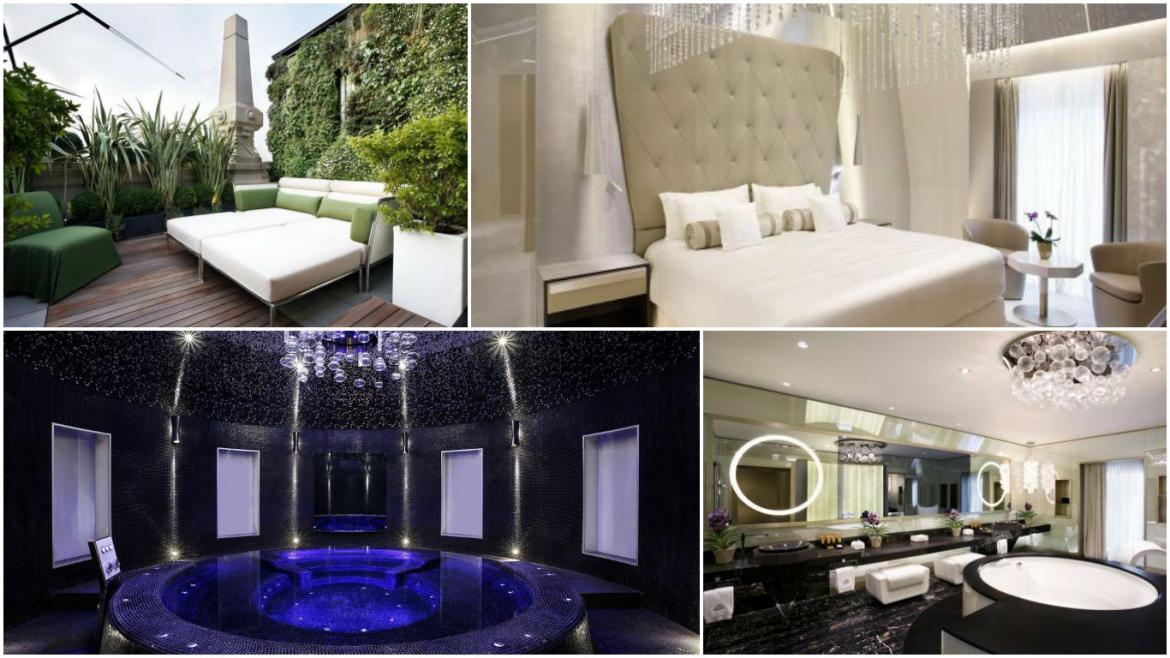 This is officially the most luxurious hotel suite in the for Most luxurious hotels
