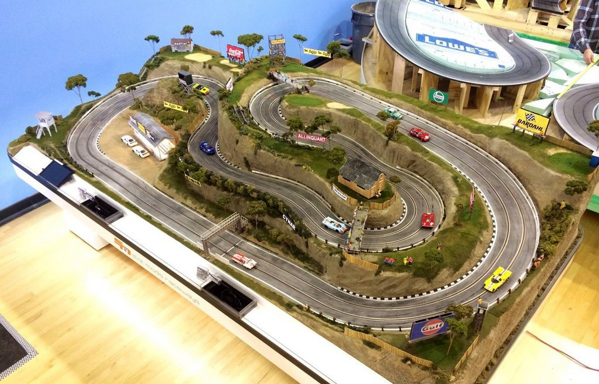 For 50k You Can One Of The Most Accurate Model Race Track Replicas