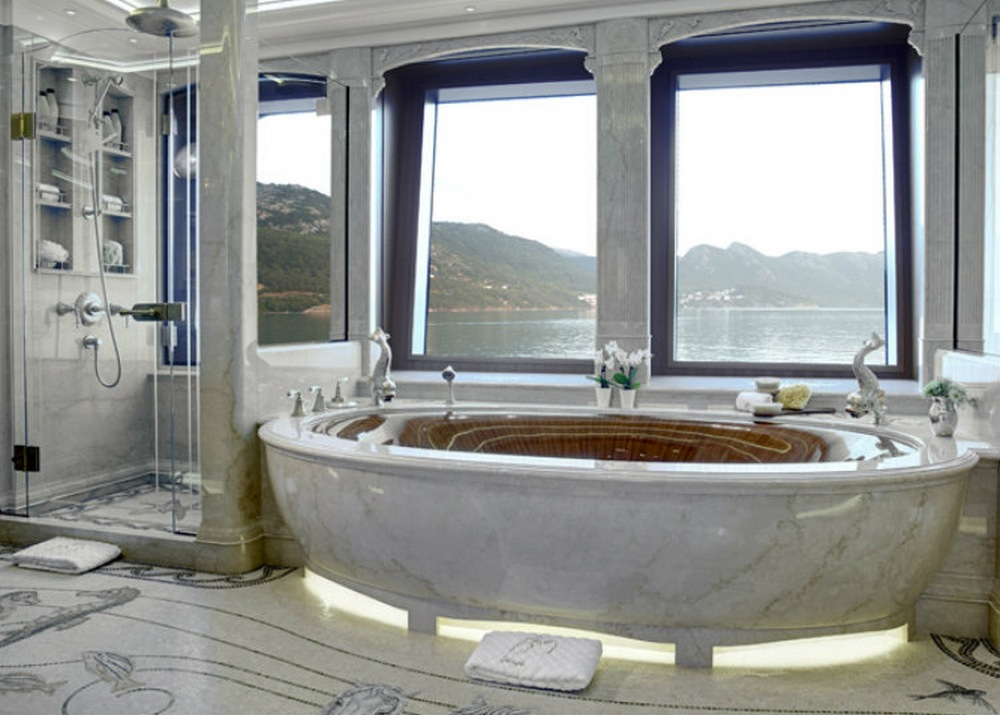 Here Are 3 Of The Most Spectacular Bathrooms In Super