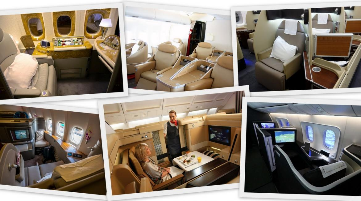 First Class Seats Have Come A Long Way With Many Airlines Offering A  Premium Private Space Often With A Sliding Door To Give You That Feeling Of  A Suite.