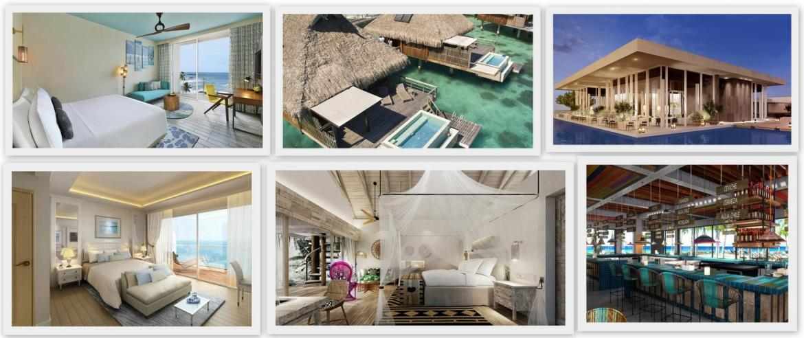 Top 21 new luxury beach resorts opening in 2017 for Most luxurious beach resorts in the world