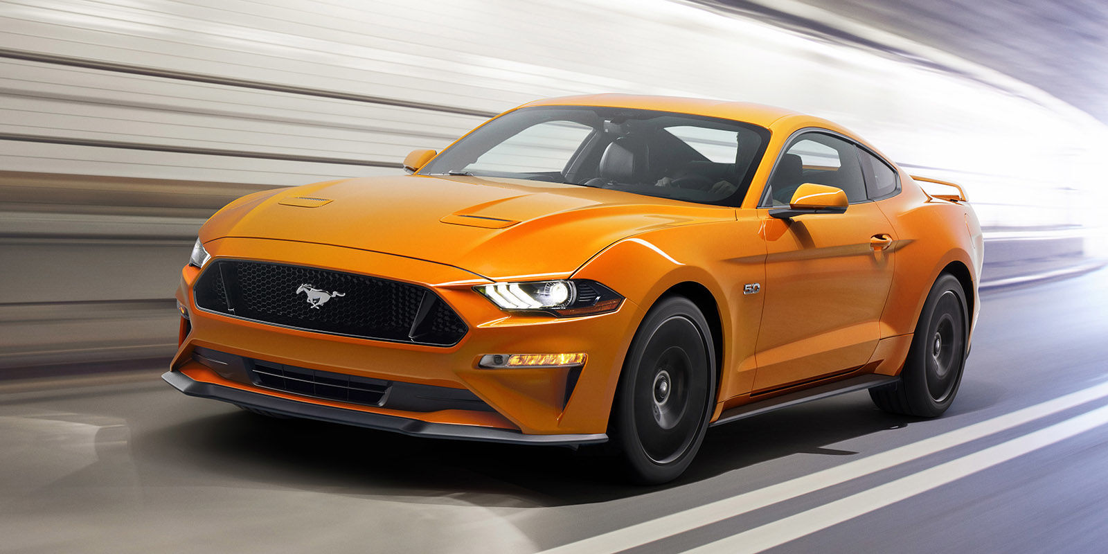The 2018 Ford Mustang gets more power and 10 gears