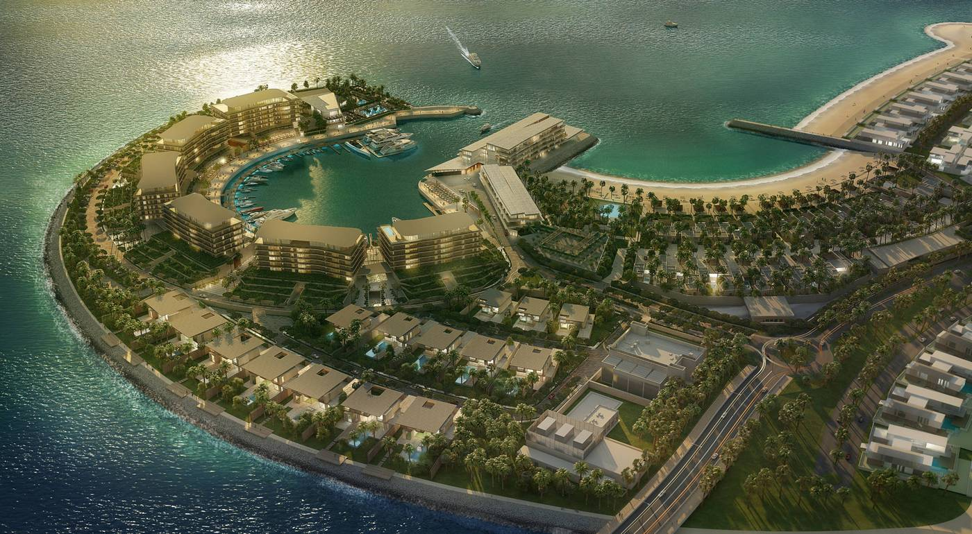 Bulgari residences and resorts will feature dubai 39 s most for Bulgari hotel dubai