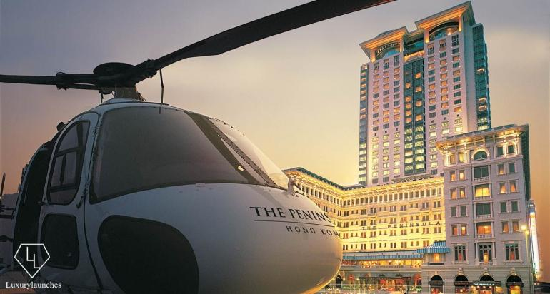 heli-transfer-at-the-peninsula-hong-kong