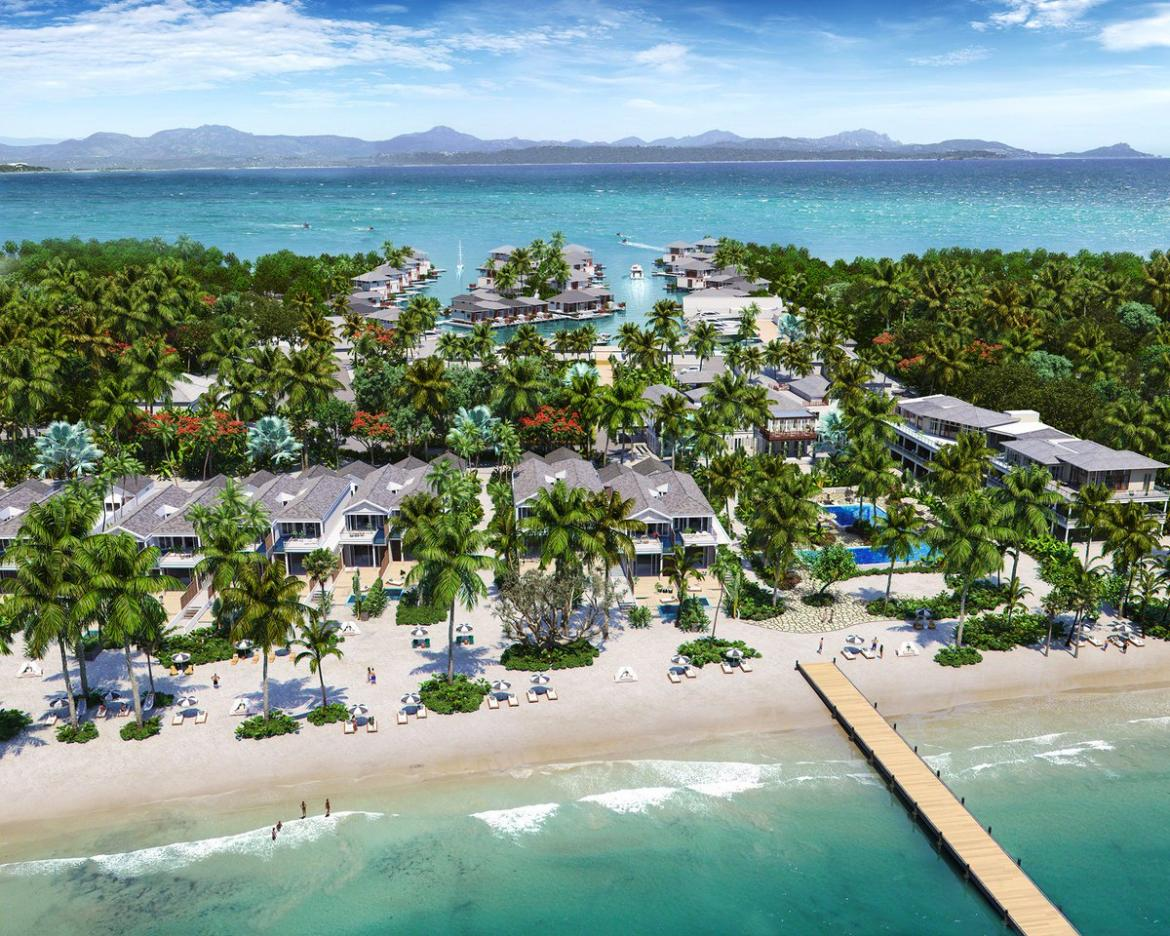 Top 21 New Luxury Beach Resorts Opening In 2017