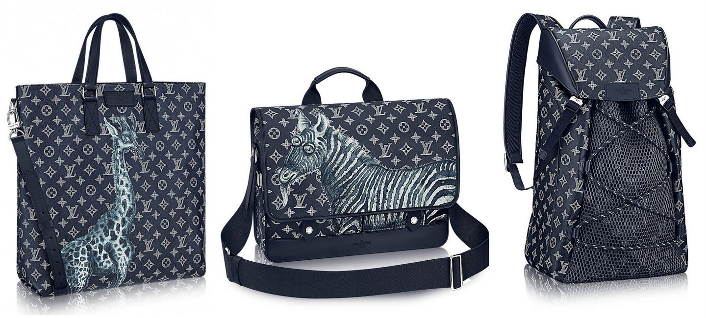 9be919d21237 Louis Vuitton taps Jake   Dinos Chapman for a limited edition luggage  collection -