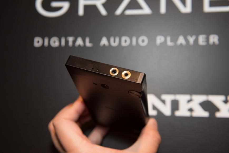 Onkyo Granbeat an Android phone for audiophiles (2)