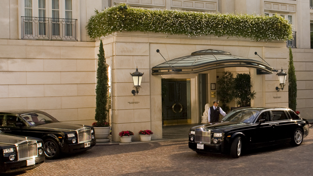 Review The Peninsula Beverly Hills La Old World Charm