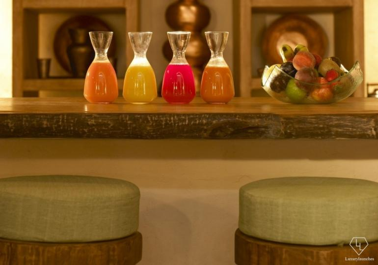 Spa Juice Bar