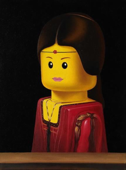 Stefano-Bolcato-iconic-paintings-lego-portrait-1
