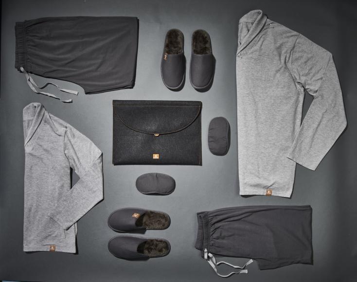 emirates moisturising pajamas