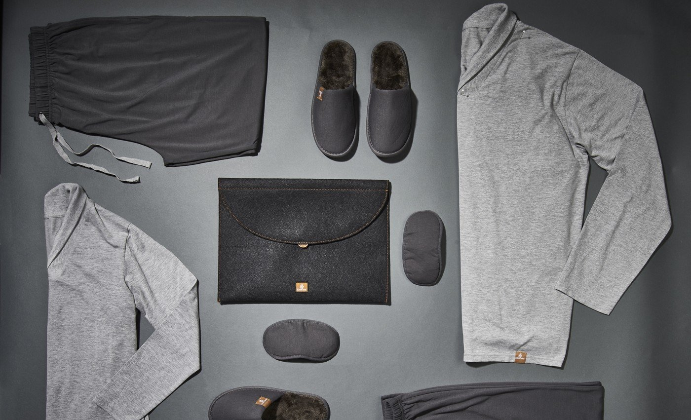 Emirates ups the ante for first class travel with a new Bvlgari amenity kit and pajamas that moisturize the skin