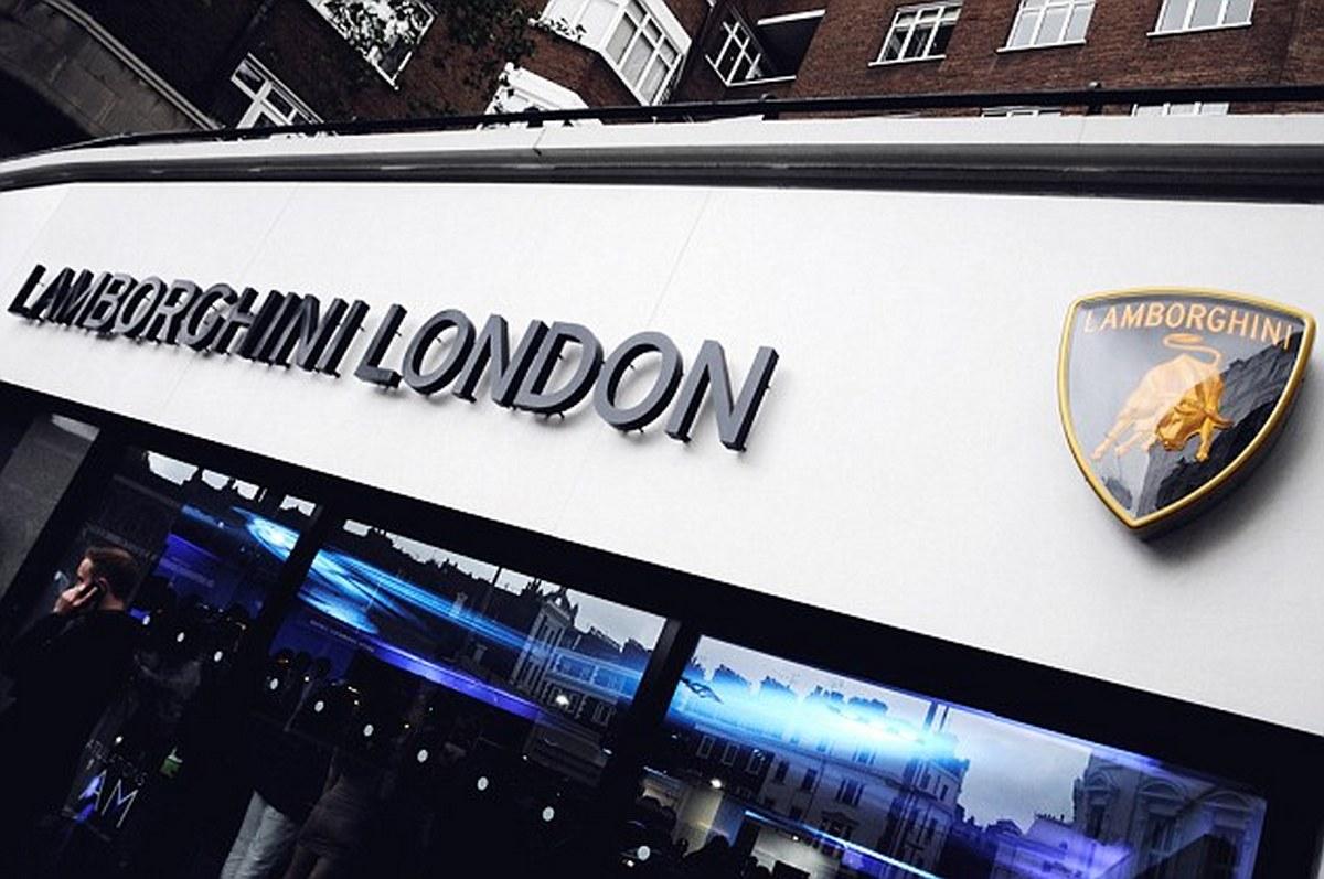 Lamborghini London is the highest selling dealer for the brand across the globe : Luxurylaunches