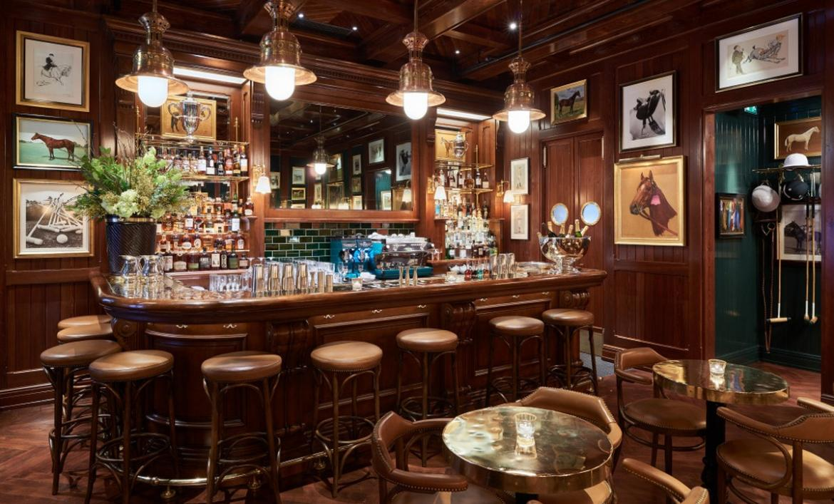 Ralph Lauren to open a stylish bar and cafe in London this Thursday -