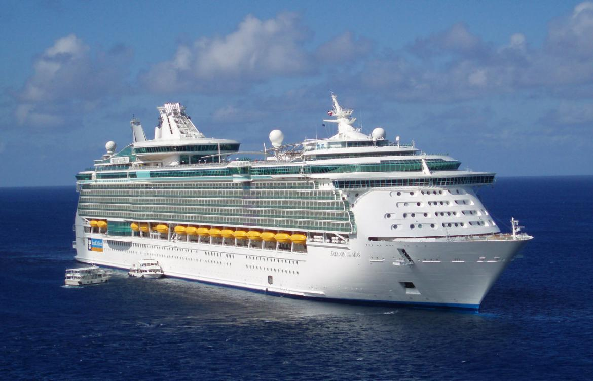 Download Cruise Ships For Caribbean  Gif