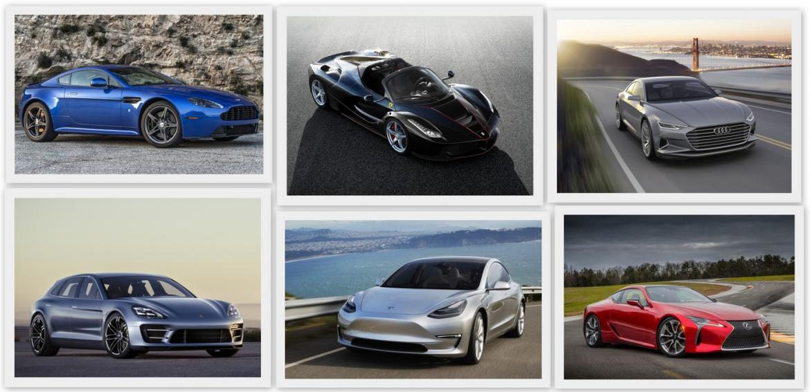 7 upcoming Luxury Cars worth waiting for: 2017