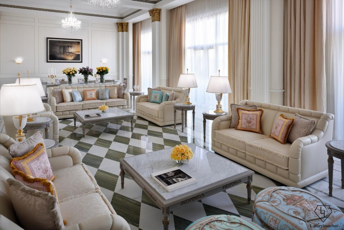 Suite Of The Week The Imperial Suites At Palazzo Versace Dubai