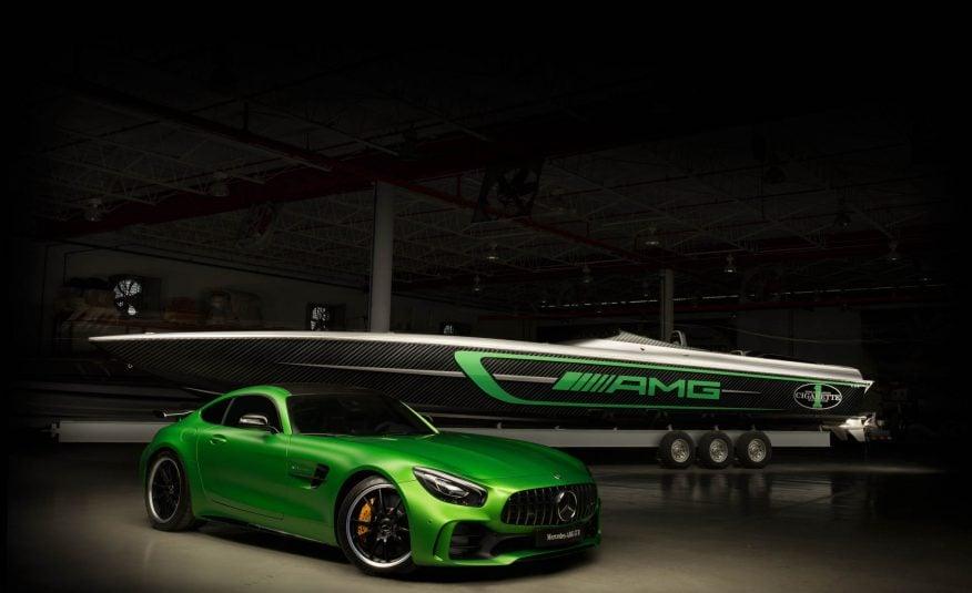 Mercedes-AMG-GT-R-and-Cigarette-Racing-Team-50-Marauder-AMG-boat-103-876x535