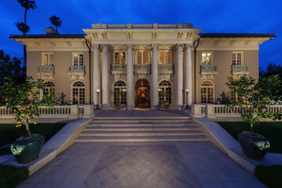The 10 Most Expensive Homes In California