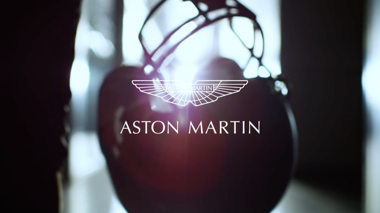 Aston Martin teases a soon-to-be collaboration with Tom Brady