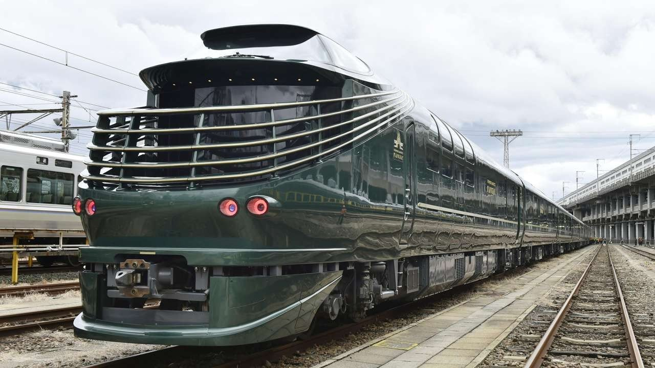 A Ritz Carlton on wheels – Inside Japan's newest ultra luxurious train