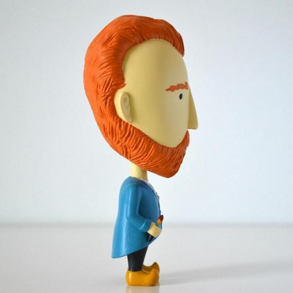Van Gogh action figurine (4)
