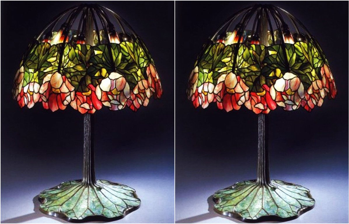 Best Buy Auction >> The most expensive table lamp in the world