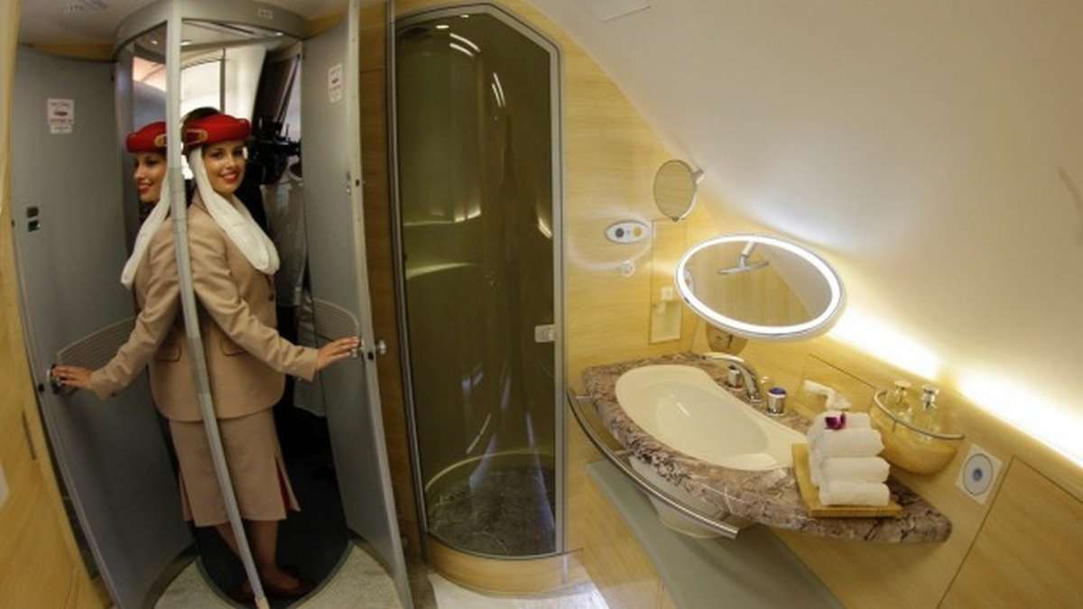 Most Expensive Car Seat >> Business class passengers on Emirates may soon be able to pay for in-flight showers