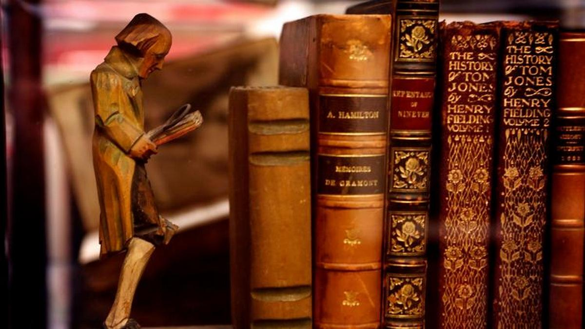In a rare heist burglars in London made way with $2.5 million in books : Luxurylaunches