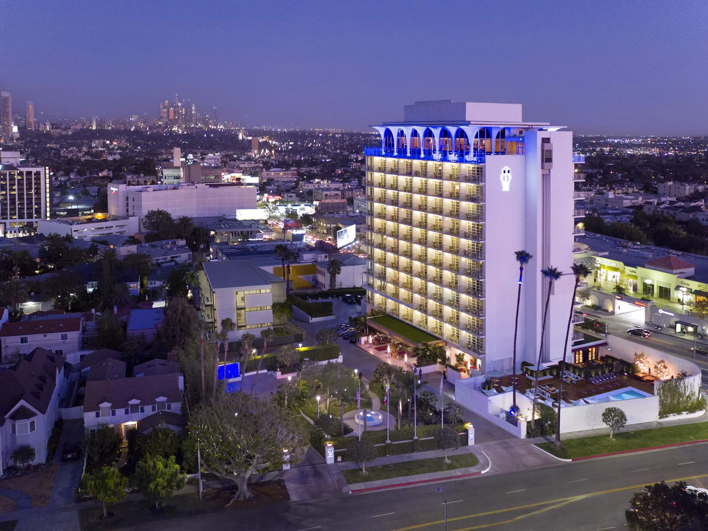 Mr C Beverly Hills Restaurant