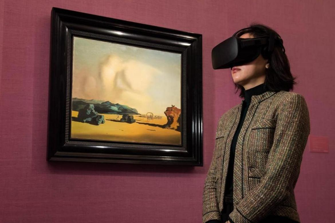 Sotheby's blurs the lines between real and unreal with their