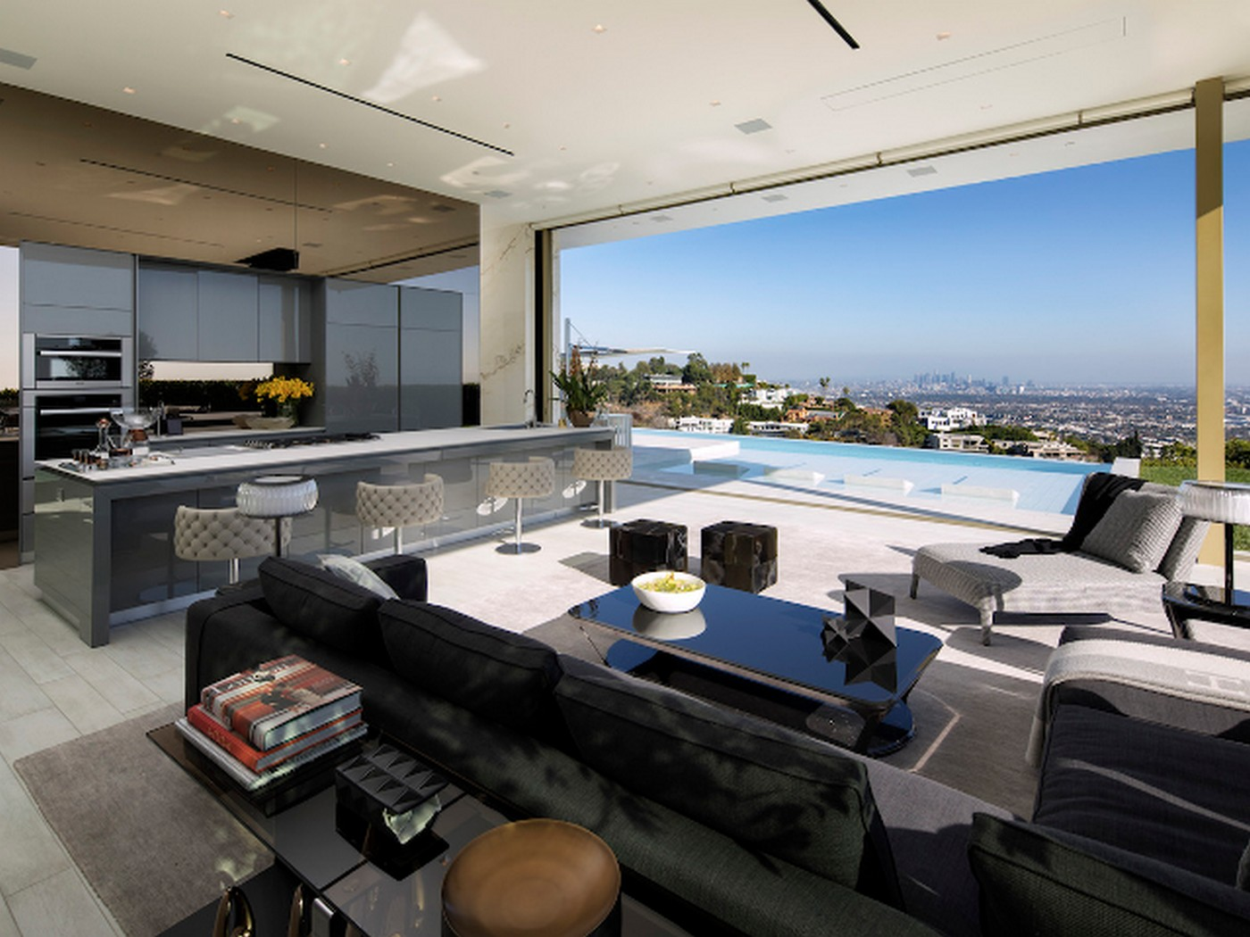 How Much Is A Lambo >> Check out this $100 million Beverly Hills mansion that ...