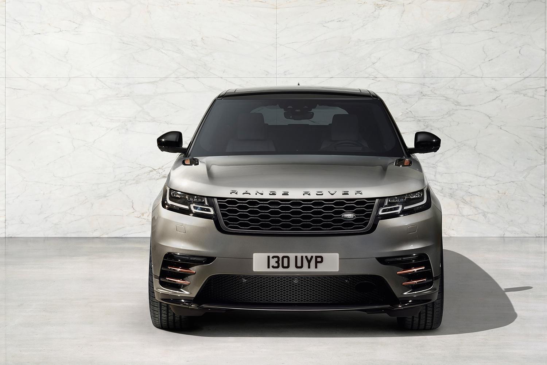 2018 Range Rover Velar Officially Revealed Ahead Of Geneva Motor Show Launch