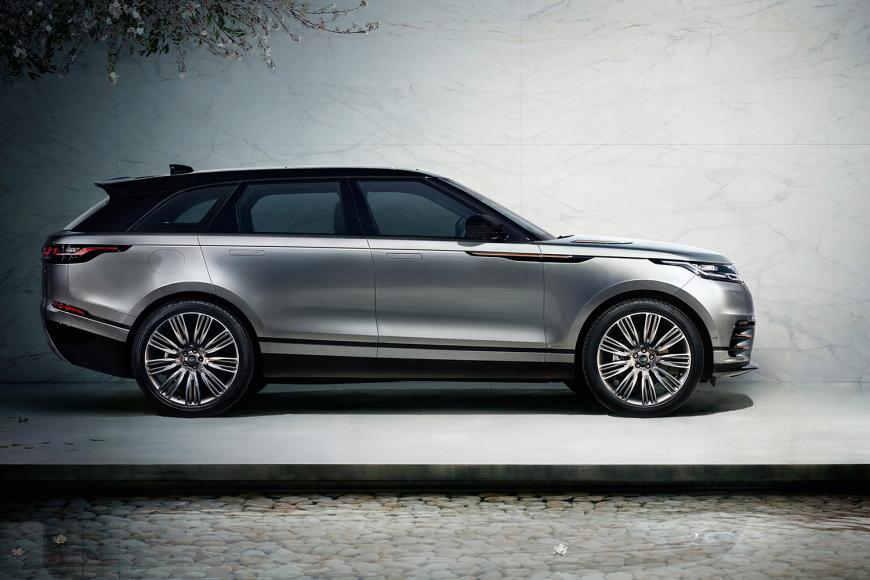 2018 Range Rover Velar officially revealed ahead of Geneva Motor Show ...