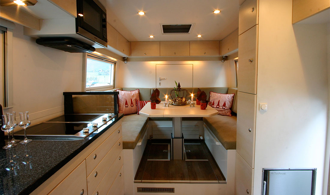 This 765 000 Mobile Home Is The Ultimate Luxury Zombie Outbreak Shelter On Wheels