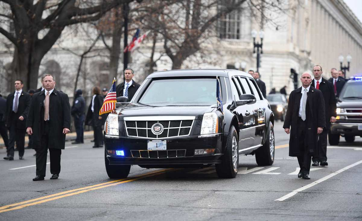 7 incredible ways the Cadillac One will keep President Trump