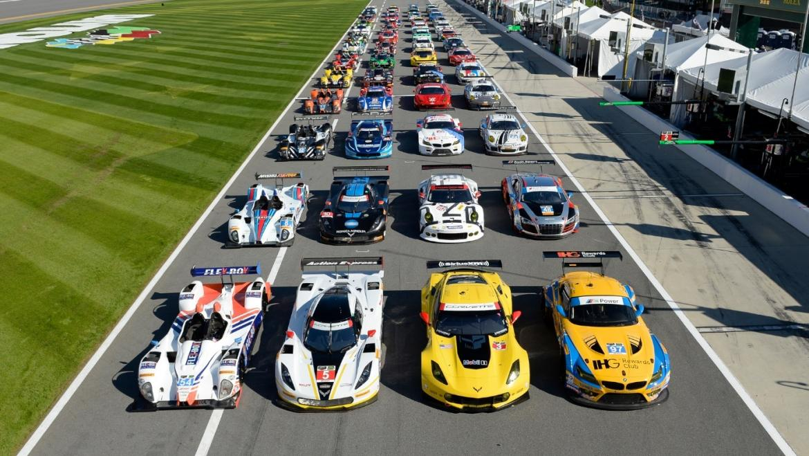 catch the imsa weathertech championship series racing on
