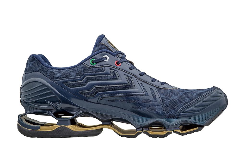 Sneakerheads Rejoice Lamborghini And Mizuno Debut The New Tenjin Wave 2 Running Shoe