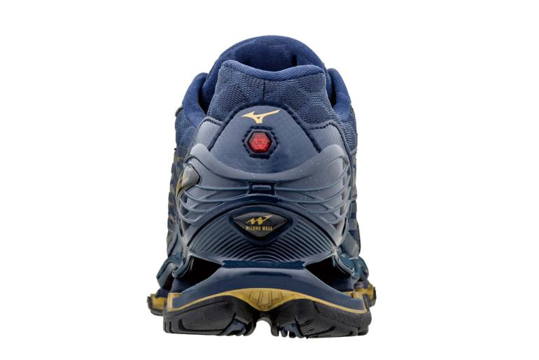 56f2982641c0 Retailing for $401, the Tenjin Wave 2 is available in three colorways:  navy/gold, black/red and gray/silver colorways and can be purchased from ...